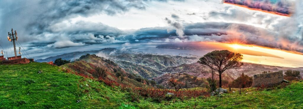 fotografo paesaggi Messina